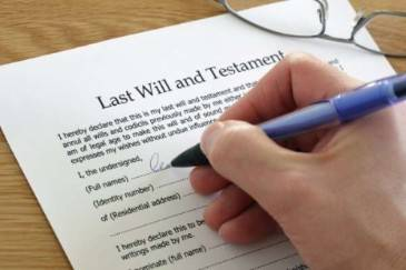 5 REASONS WHY PEOPLE NEED TO HAVE AN ESTATE PLAN